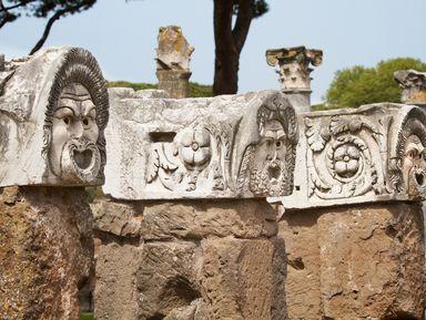 Остия-Антика: будни античного полиса