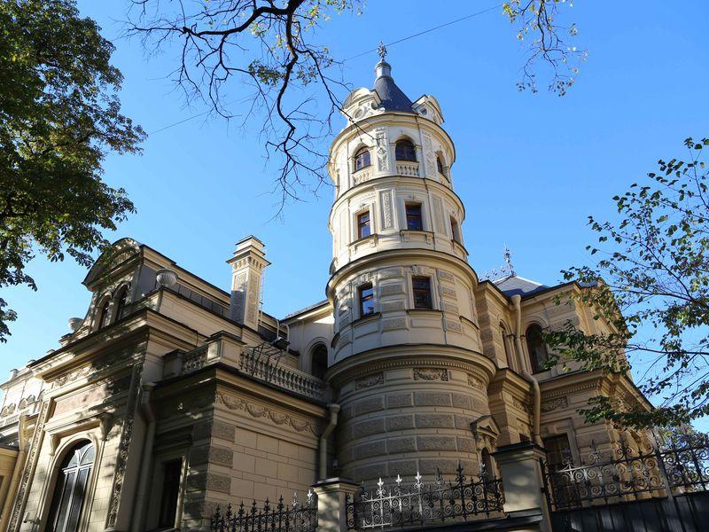 Экскурсия Романтика петербургской Коломны