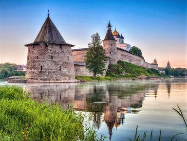 Псков и его кремль: погружение в Средневековье