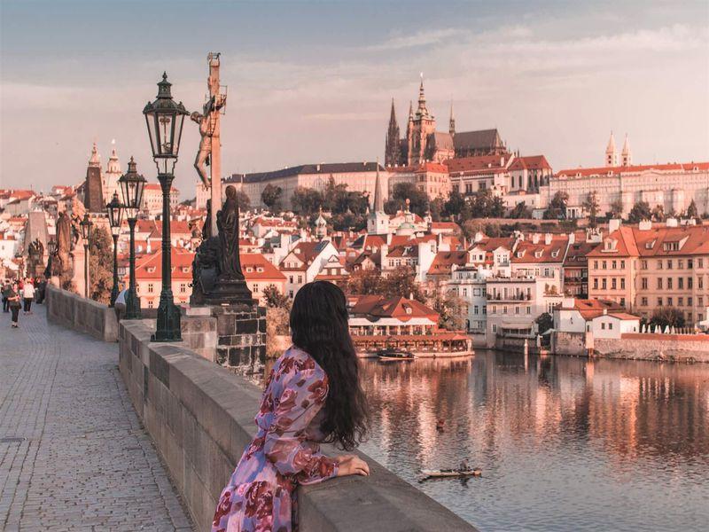 Экскурсия Прага пешком и на автобусе: 4 часа, 1 любовь!