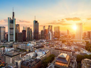 Франкфурт: путешествие из прошлого в будущее