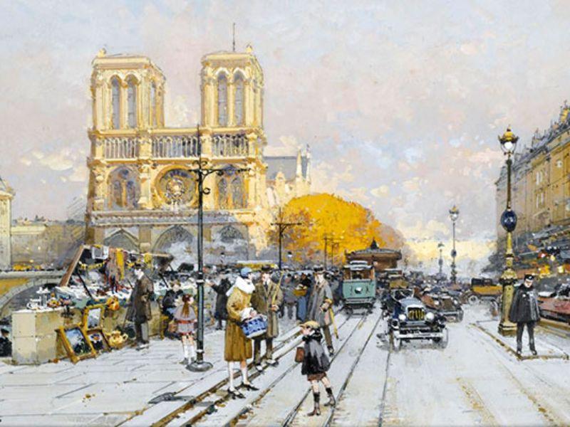 Экскурсия Париж для детей 7-12 лет