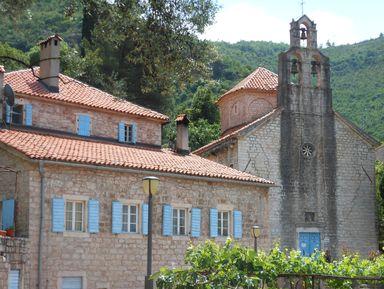 Монастыри на приморье